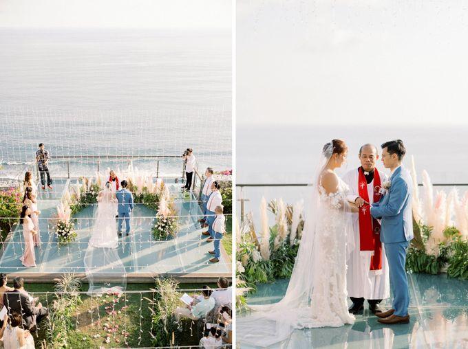 The Wedding of Adeleine & Kitt by Tirtha Bridal - 003
