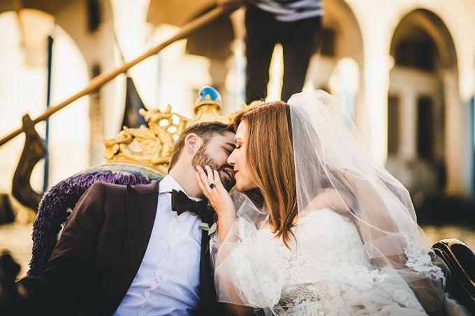 Luxury wedding in Venice by CB Photographer Venice - 045