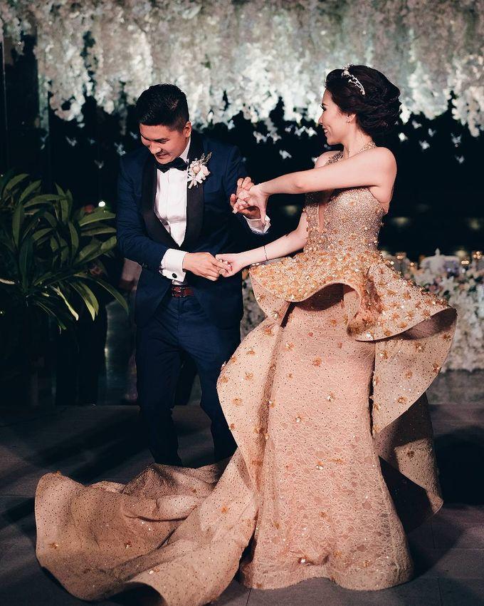Michael Alinskie and Sherly Fausta Wedding by Rumah Luwih Beach Resort - 019