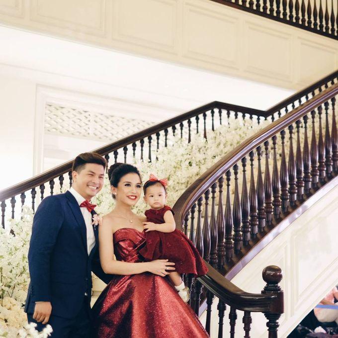 Michael Alinskie and Sherly Fausta Wedding by Rumah Luwih Beach Resort - 022