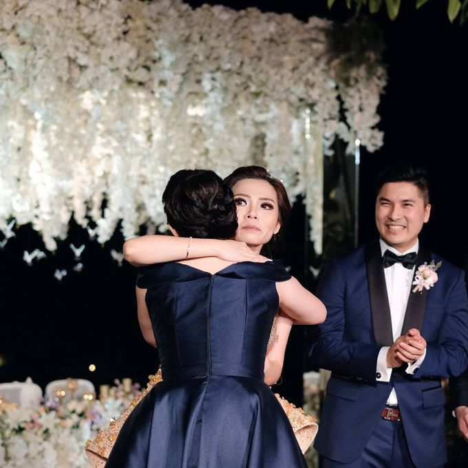 Michael Alinskie and Sherly Fausta Wedding by Rumah Luwih Beach Resort - 023