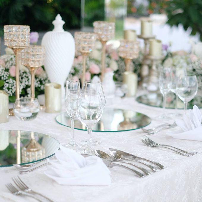 Michael Alinskie and Sherly Fausta Wedding by Rumah Luwih Beach Resort - 026