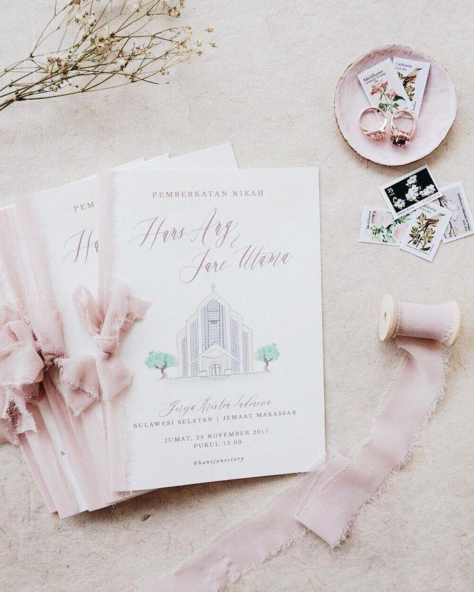 The Wedding of hans & Jane by Ellinorline Gift - 006