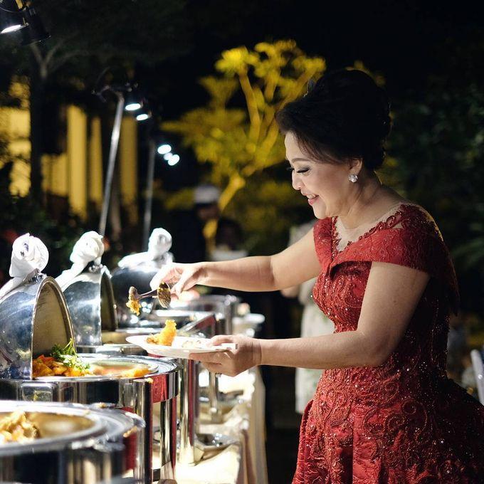 Michael Alinskie and Sherly Fausta Wedding by Rumah Luwih Beach Resort - 028