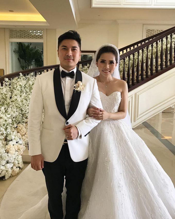Michael Alinskie and Sherly Fausta Wedding by Rumah Luwih Beach Resort - 033