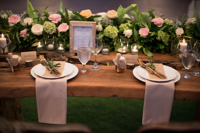 The Wedding of Shawn & Janet by Bali Yes Florist - 015