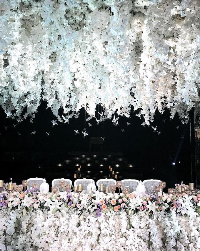 Michael Alinskie and Sherly Fausta Wedding by Rumah Luwih Beach Resort - 038
