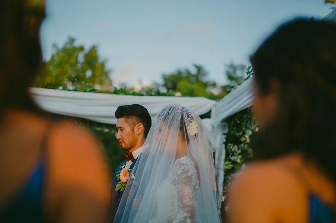 RUSTIC WEDDING DAVID AND JOICE IN SKY AYANA BALI by W organizer - 039