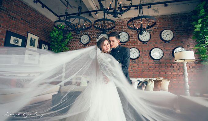 pre-wedding photography by Enoch Gallery - 009