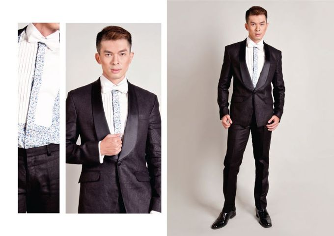 Silver Point by Philip Formalwear - 007