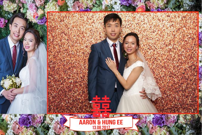 Aaron and Hung Ee Wedding 13082017 by Yvonne Creative Bridal - 001
