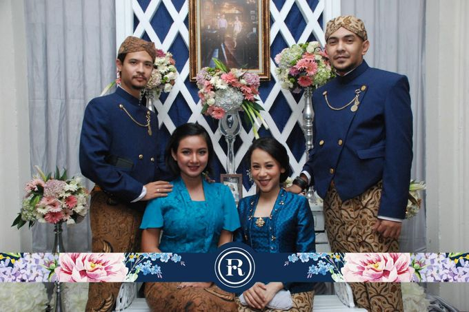 Wedding Of Rima & Rizky by Vivre Pictures - 005
