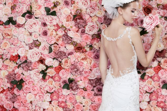 Pink & Audrey Wedding Collection by Digio Bridal - 021