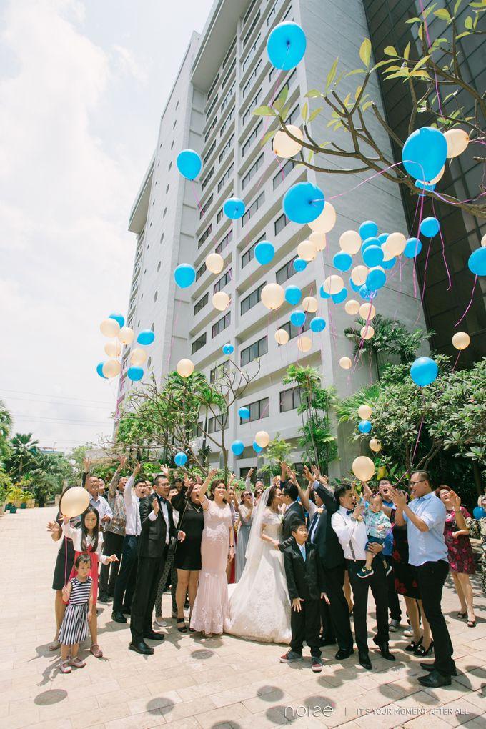 Tie the knot Ariel & Stephanie by Hotel Aryaduta Jakarta - 023