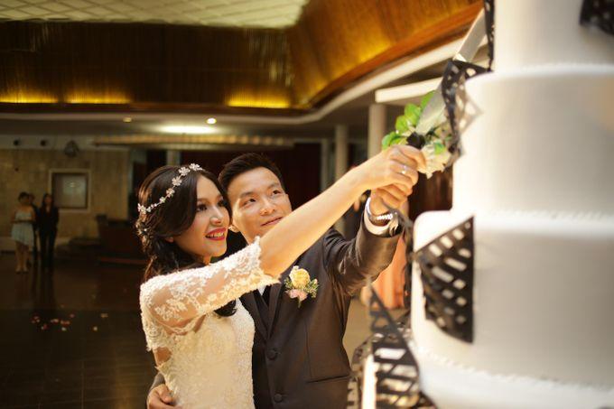 Jeffrey & Gavy The Wedding by Dream High Music Entertainment - 006
