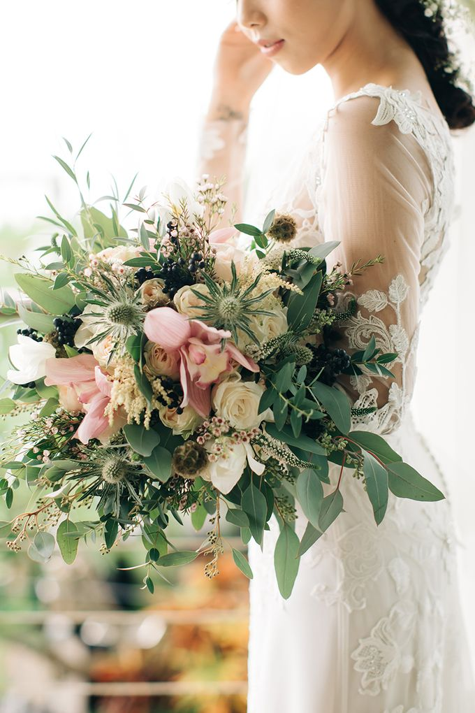 Yulia and Moses Wedding at Phalosa by One Fine Day Weddings - 017