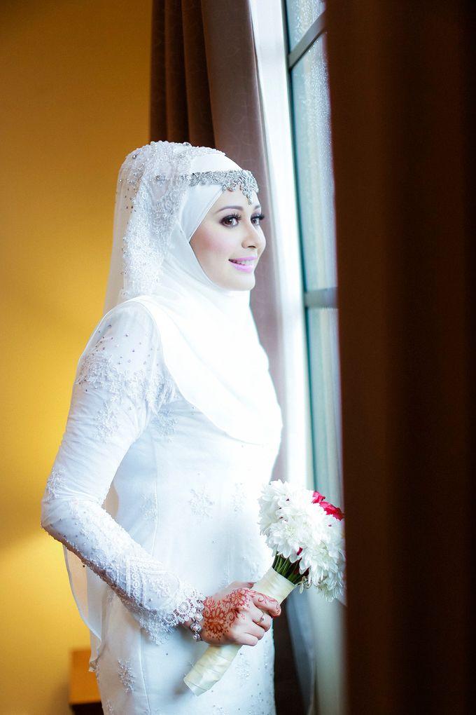 Zuhairah & Fuad by The Rafflesia Wedding & Portraiture - 017