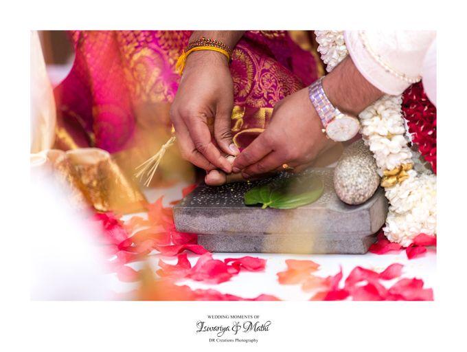 Wedding of Ishwariya & Mathi by DR Creations - 023