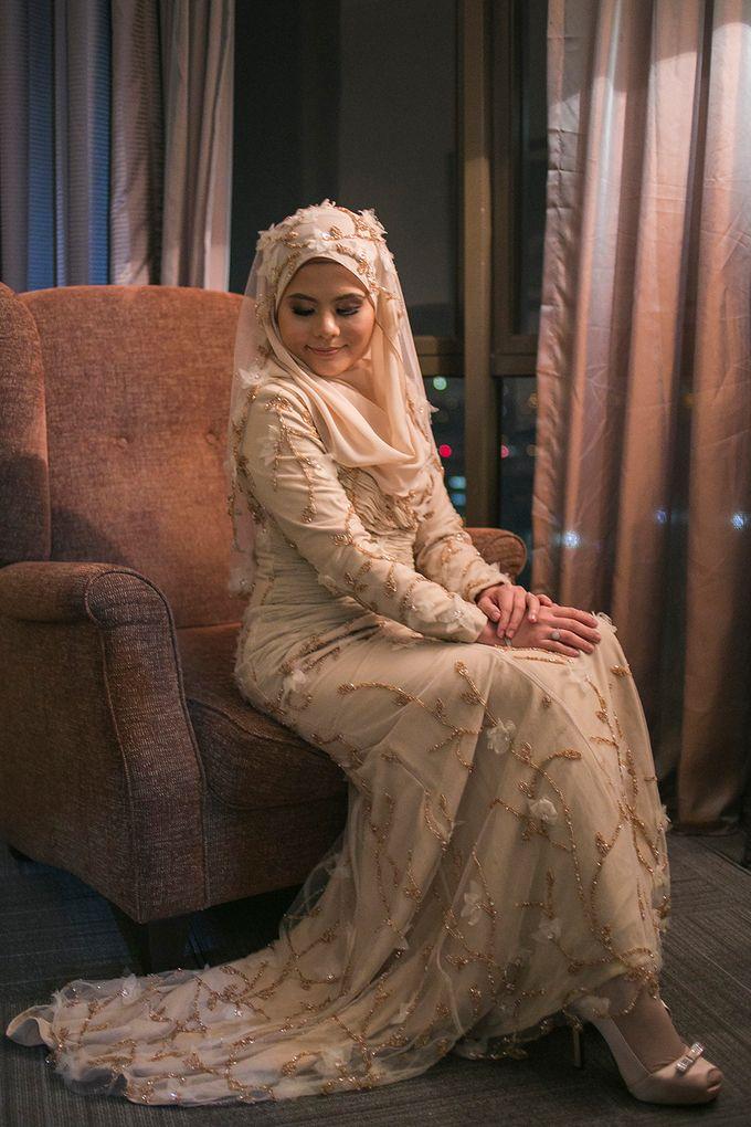 Liyana & Fairuz - Reception by Cubic Foto by PlainPaperpaint Production - 018