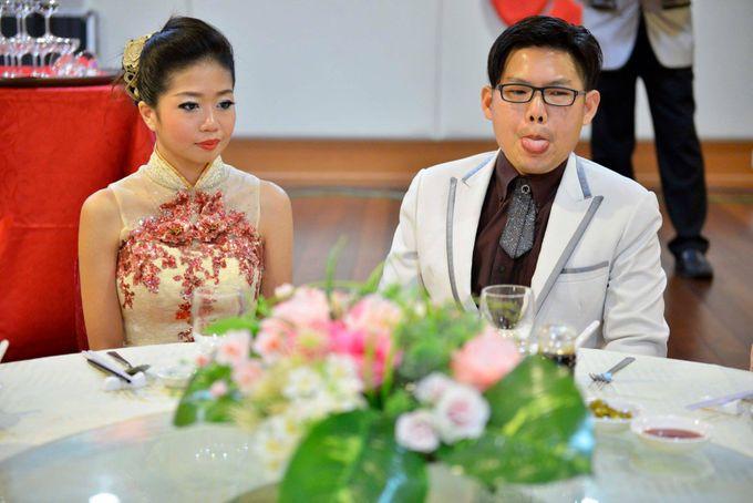 Cindy & Jason by Faith Wedding Event - 025