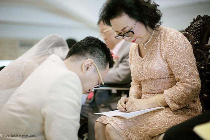 THE WEDDING OF RICHARD & LYDIA by Cynthia Kusuma - 023