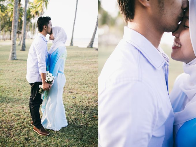 The portraiture session of Alya and Amir by Hanif Fazalul Photography & Cinematography - 009