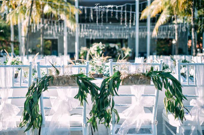 THE WEDDING Of  Mr KARLPEMER & Ms Susiani Retno by APLUS DECORATION & WEDDING PLANNER - 014