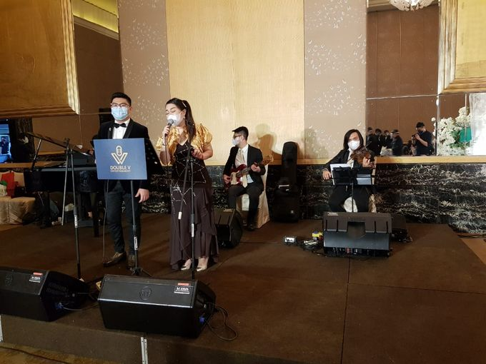 Entertainment Sangjit Hotel Mulia Jakarta by Double V Entertainment by Double V Entertainment - 041