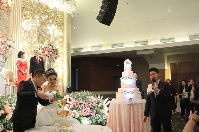 MC Wedding MDC Hall Wisma 76 Jakarta - Anthony Stevven by MDC HALL - 003