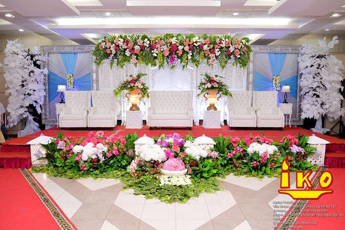 Dekorasi Pelaminan by IKO Catering Service dan Paket Pernikahan - 022