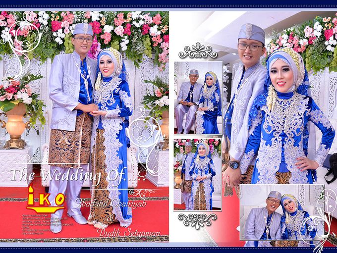 Rias & Busana Pengantin by IKO Catering Service dan Paket Pernikahan - 030