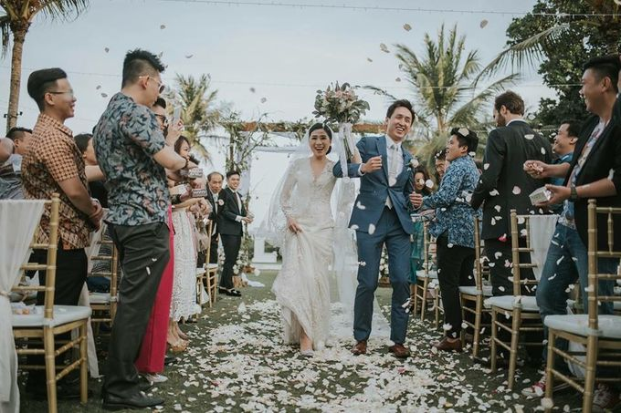 Wedding of Evelyn & Keith by Beyond Decor Company - 034