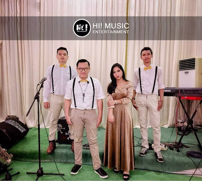 Wedding Reception Events (The Band) by Hi! Music Entertainment - 015