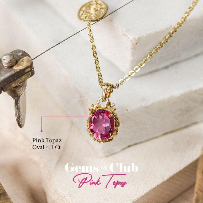 """Gemsclub """"Pink Topaz"""" by Tulola - 012"""