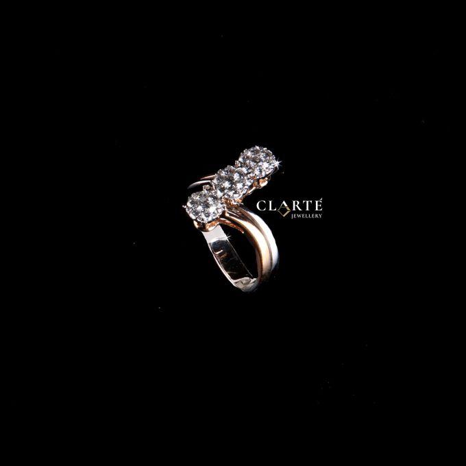Trilogy from Clarte by CLARTE Jewellery - 001