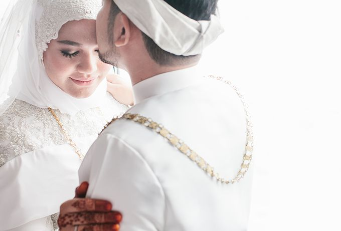 Sharifah Zarah Hanis & Alif Fitri by ankl.co | Lifestyle & Wedding Photography - 002