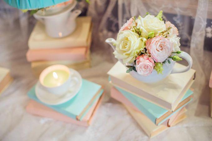 Tiffany Wedding by Caramel Events - 024