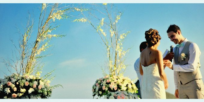 David & Rose by Bali Exotic Wedding Organizer - 010