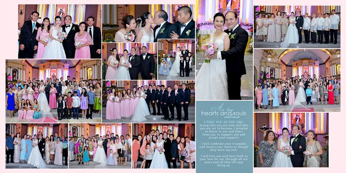 WEDDING PHOTO-VIDEO COVERAGE by CJC PHOTOGRAPHY ASIA CORPORATION - 013