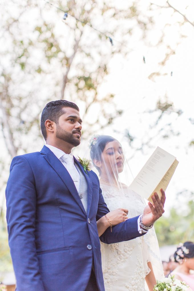 Wedding of Prabudhi & Thilina by DR Creations - 027