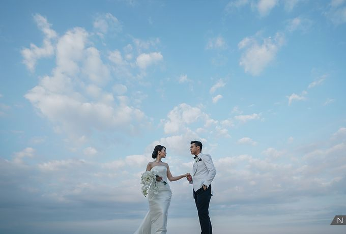 Dion Wiyoko & Fiona Wedding by Djampiro Band Bali - 024