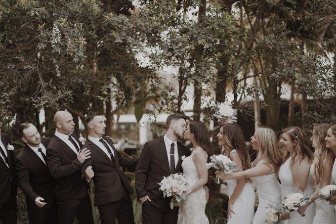 Mindy & Cameron Wedding at W Hotel Bali by AKSA Creative - 024
