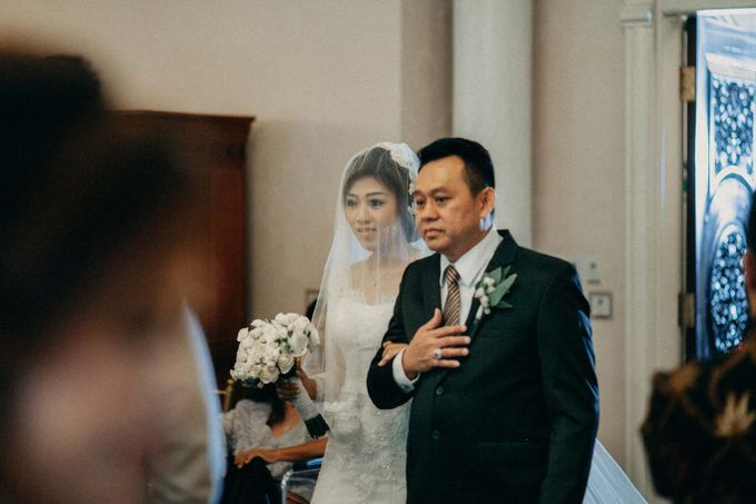 DAVID & FELICIA WEDDING by DHIKA by MA Fotografia - 024