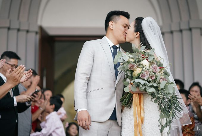 Johan & Finna Wedding by NOMINA PHOTOGRAPHY - 024
