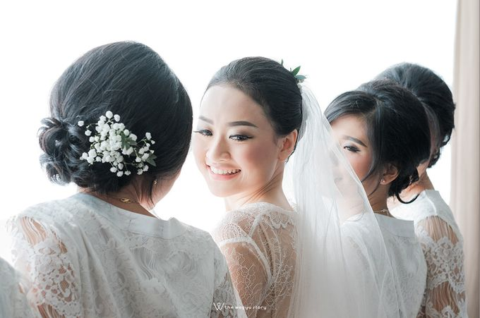 The Wedding of Gerry & Devina by The Wagyu Story - 024