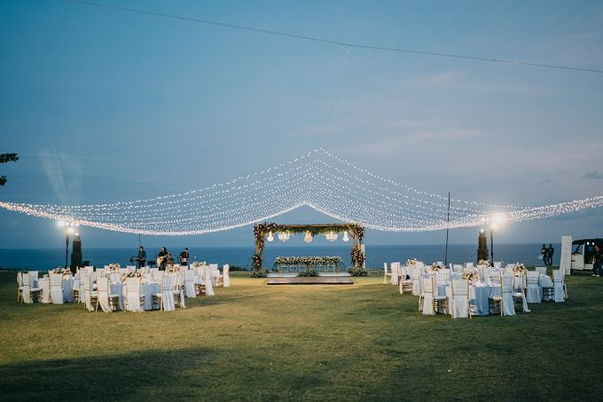 Nagisa Bali Wedding for Neel & Davina by Nagisa Bali - 024