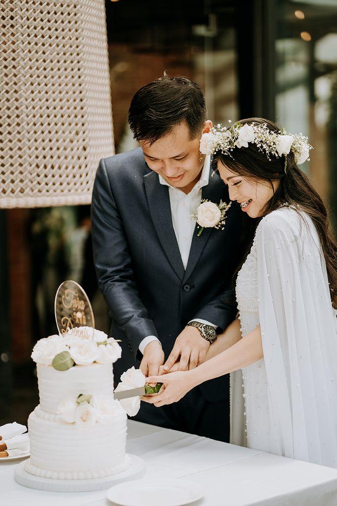 Wedding Dennis & Tara by Nika di Bali - 023