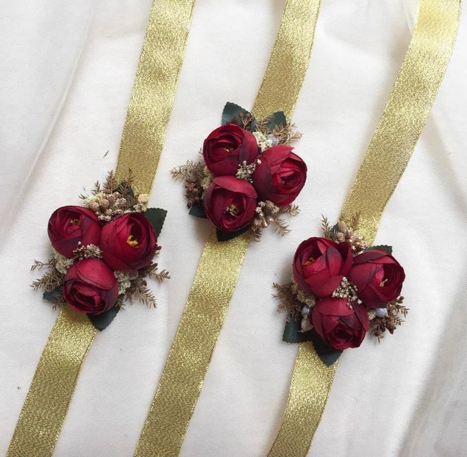 Boutonniere & Corsage by Rose For You - 024