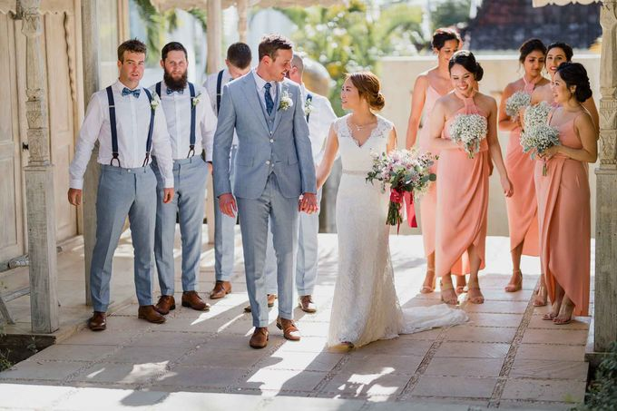 Oshiel & Patrick Wedding Preparation by White Roses Planner - 025