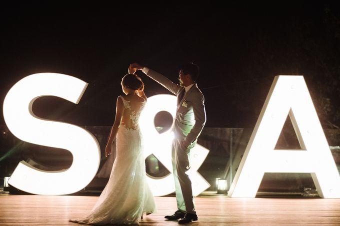 Nagisa Bali Wedding For Anh & Steven by Nagisa Bali - 018